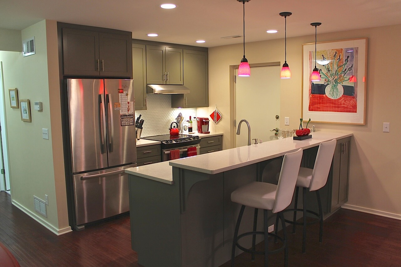 Custom Kitchen Remodel Kitchen Design Madison Wi